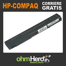 Batteria POTENZIATA 14.4-14.8V per Hp-Compaq Business Notebook nx9420