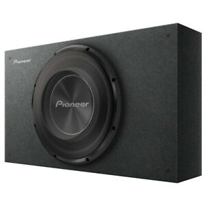 Pioneer TS-A3000LB A-Series Shallow-Mount Pre-Loaded Enclosure (12-Inch Subwoofe