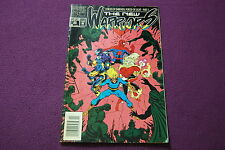 THE NEW WARRIORS #34 - Marvel Comics - April 1993 : Forces of Darkness, ... 3