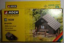 Noch 14339 Ho Mountain Shelter Laser Cut Mini Kit