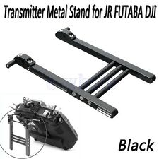 RC Radio Transmitter Bracket Metal Mount Support Stand Holder For JR FUTABA TW