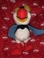 H Puffin plush Soft Toy Teddy The Swan princess Vintage 1994 RARE