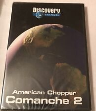 American Chopper: Comanche 2 by DIscovery Channel (2003, DVD)