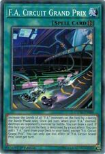 COTD EN088 1ST ED 3X F.A. CIRCUIT GRAND PRIX COMMON CARDS