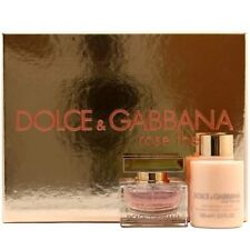 Dolce & Gabbana Rose the one Set 1oz Eau De Parfum Spray+Perfume Body Lotion 3.4