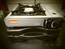 Coleman Portable Camping Stove with Case Model 2800