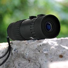 Clear 100x21 Dual Focus Telescope Optics Zoom Lens Armoring Monocular Telescopic