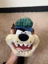 VTG Taz Looney Tunes Space Jam Golf Head Cover Driver 3 Wood