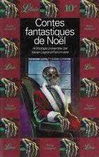 Contes fantastiques de Noël - Xavier Legrand-Ferronnière - Librio