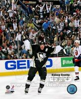 """Sidney Crosby Pittsburgh Penguins 1,000th NHL Point Photo (Size: 8"""" x 10"""")"""