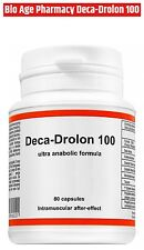DECA DROLON 100 - 80caps. - ULTRA ANABOLIC FORMULA, Muscle Growth, TST