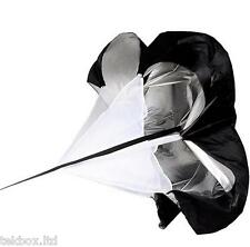 "Komodo 56"" Speed Parachute Running Resistance Power Training Drill Sprint Chute"