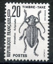 STAMP / TIMBRE DE FRANCE TAXE N° 104 ** INSECTES / COLEOPTERES