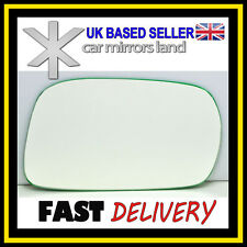 Right Driver Side  Wing Mirror Glass CONVEX Vauxhall AGILA 2000-2007