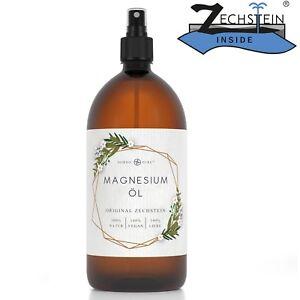 DAS ORIGINAL: Magnesiumöl von Nordic Pure | Reinstes Zechstein Magnesium Spray