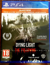 Dying Light The Following Enhanced Edition Ps4 Sony PlayStation 4