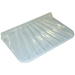 MacCourt 44 in x 4 in Polyethylene Egress Low Profile Window Well Cover 4236EG