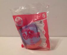 McDonalds 2009 Littlest Pet Shop Bird Toy 5 New In Package Cake Topper 3 3/4""