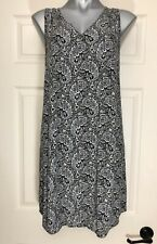 GAP WOMEN/'S 834202 NAVY BLUE SWING SHIRT DRESS NWT S XL