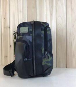Tumi smith crossbody bag