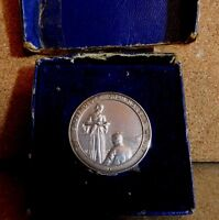 the Small holder Championship Silver Medal  21grams. Birmingham 1936