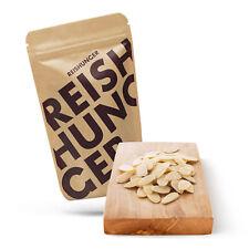 Reishunger Mandeln (4x30g Vorteilspack) gehobelte Bio Mandeln