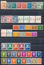Nederland jaargangen 1945 - 1948 gebruikt
