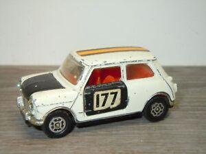 BMC Mini Cooper S - Corgi Toys Whizzwheels 282 England *33844