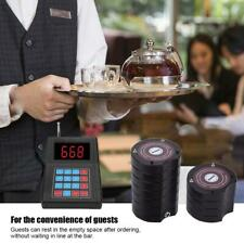 10X Smart Charging Charging Restaurant Pager Calling System Receiver for SU-668