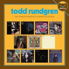 Todd Rundgren - Complete Bearsville Albums Collection CD Boxed Set