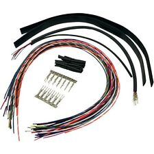 LA Choppers Handlebar Wiring Extension Kit for 2008-2013 Harley Touring Models