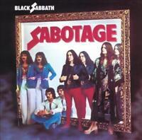 BLACK SABBATH - SABOTAGE NEW VINYL RECORD