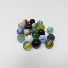20 Small 1972 16mm Marbles