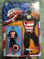 US Agent 2021 Kenner Marvel Legends 3.75 Action Figure Wave 4 New In Hand
