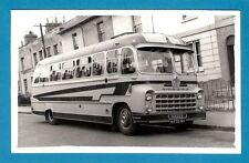 Coach Photo ~ Lawrences of Stockingford 6576NX: 1960 Yeates Bedford SB1: Warwick