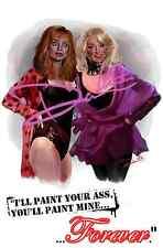 Death Becomes Her Poster (Print) Meryl Streep Goldie Hawn Valentines friend love