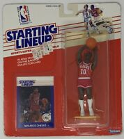 Starting Lineup Maurice Cheeks 1988 action figure