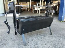 NEW PORTABLE BBQ SPIT ROTISSERIE BARBEQUE GRILL - C03