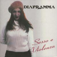 Diaframma - Sesso E Violenza (Vinyl LP - 1996 - US - Reissue)