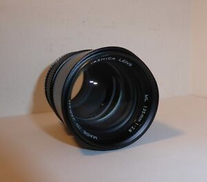 YASHICA ML 135mm f2.8 PRIME STANDARD LENS CONTAX/YASHICA 35mm FILM SLR FIT (689)