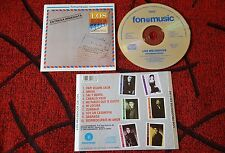 Latin LOS MELODICOS **Entrega Inmediata** VERY SCARCE 1993 Spain CD