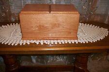 Oak  Companion Cremation Adult Urns USA Made