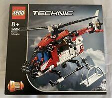 LEGO® TECHNIC 42092 Rettungshubschrauber - NEU & OVP -