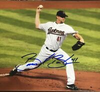 Brandon Backe Signed Autographed 8x10 Photo  Houston Astros Gameday Hologram