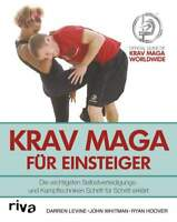 Krav Maga Einsteiger Selbstverteidigung Kampftechnik Training Kampfsport Buch