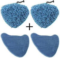 Cover Pads for VAX Steam Cleaner Mop S86-SF-B S86-SF-C S86-SF-P S86-SF-T x 4