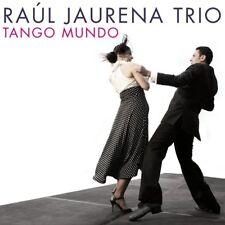 RAUL JAURENA TRIO - TANGO MUNDO   CD NEUF