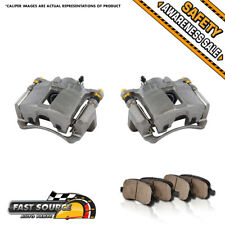 For 2003 2004 2005 - 2007 Honda Accord V6 EX LX SE Front Brake Calipers & Pads
