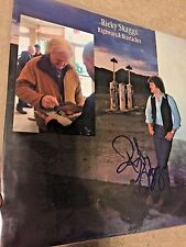Ricky Skaggs signed record album Highways & and Heartaches autographed!!!