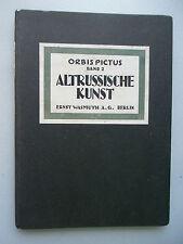 Orbis Pictus Bd. 2 Altrussische Kunst Rußland